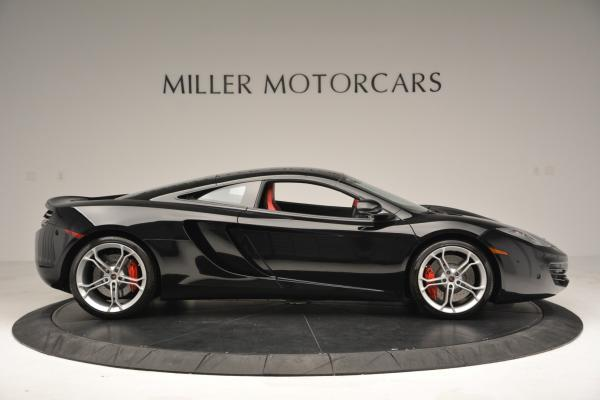 Used 2012 McLaren MP4-12C Coupe for sale Sold at Pagani of Greenwich in Greenwich CT 06830 9