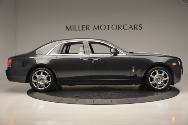 Used 2013 Rolls-Royce Ghost for sale Sold at Pagani of Greenwich in Greenwich CT 06830 10