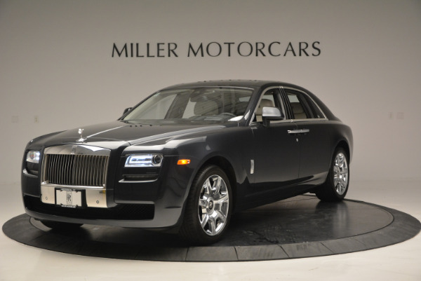Used 2013 Rolls-Royce Ghost for sale Sold at Pagani of Greenwich in Greenwich CT 06830 2