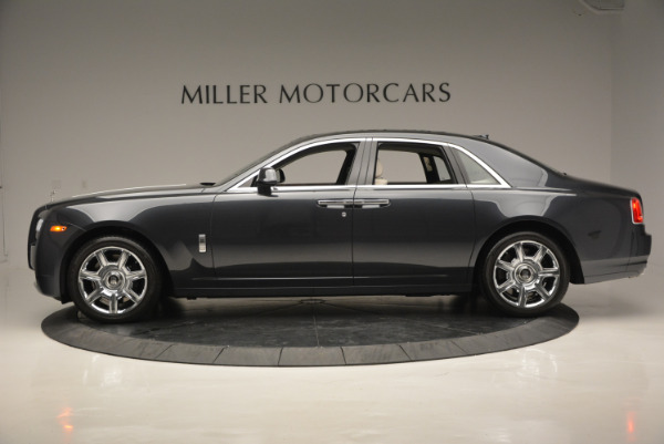 Used 2013 Rolls-Royce Ghost for sale Sold at Pagani of Greenwich in Greenwich CT 06830 4