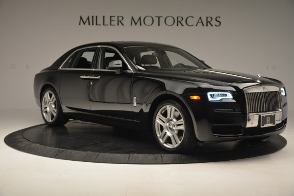 Used 2016 Rolls-Royce Ghost Series II for sale Sold at Pagani of Greenwich in Greenwich CT 06830 11