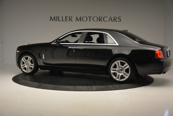 Used 2016 Rolls-Royce Ghost Series II for sale Sold at Pagani of Greenwich in Greenwich CT 06830 4