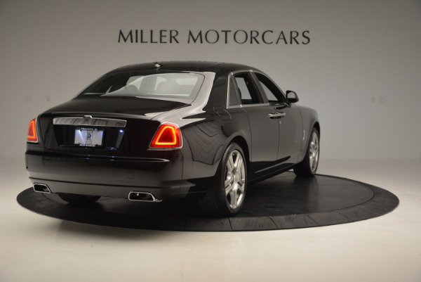 Used 2016 Rolls-Royce Ghost Series II for sale Sold at Pagani of Greenwich in Greenwich CT 06830 7