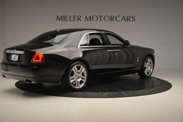 Used 2016 Rolls-Royce Ghost Series II for sale Sold at Pagani of Greenwich in Greenwich CT 06830 8