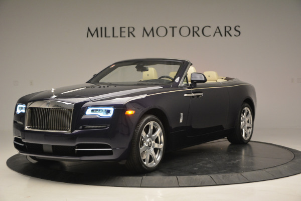 New 2016 Rolls-Royce Dawn for sale Sold at Pagani of Greenwich in Greenwich CT 06830 3
