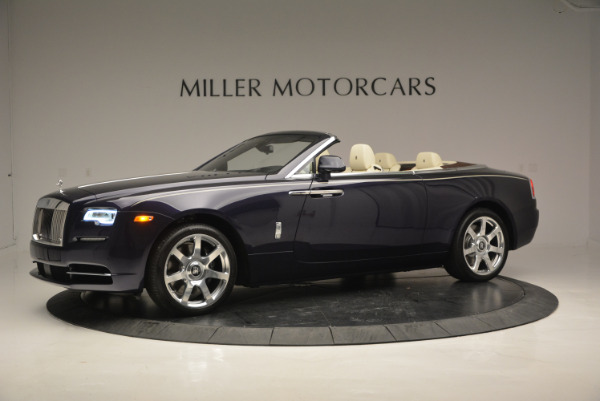New 2016 Rolls-Royce Dawn for sale Sold at Pagani of Greenwich in Greenwich CT 06830 4