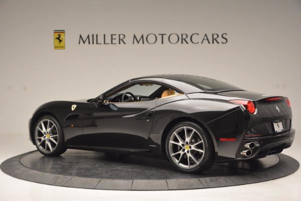 Used 2010 Ferrari California for sale Sold at Pagani of Greenwich in Greenwich CT 06830 16