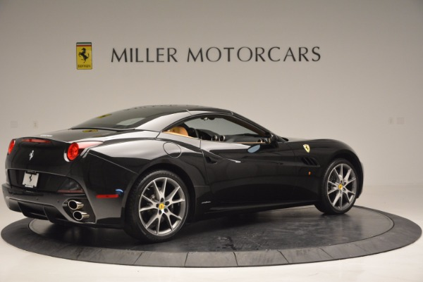 Used 2010 Ferrari California for sale Sold at Pagani of Greenwich in Greenwich CT 06830 20