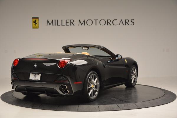 Used 2010 Ferrari California for sale Sold at Pagani of Greenwich in Greenwich CT 06830 7
