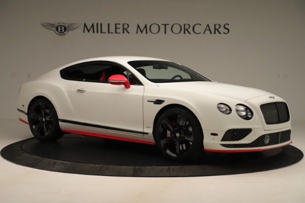 Used 2017 Bentley Continental GT Speed for sale Sold at Pagani of Greenwich in Greenwich CT 06830 10