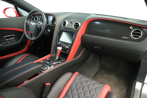 Used 2017 Bentley Continental GT Speed for sale Sold at Pagani of Greenwich in Greenwich CT 06830 18