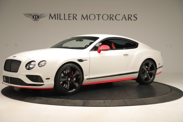 Used 2017 Bentley Continental GT Speed for sale Sold at Pagani of Greenwich in Greenwich CT 06830 2