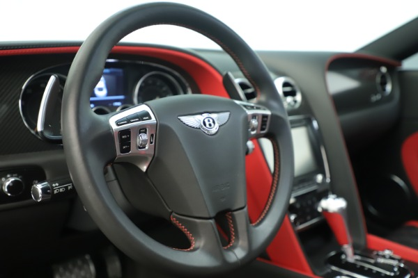 Used 2017 Bentley Continental GT Speed for sale Sold at Pagani of Greenwich in Greenwich CT 06830 24