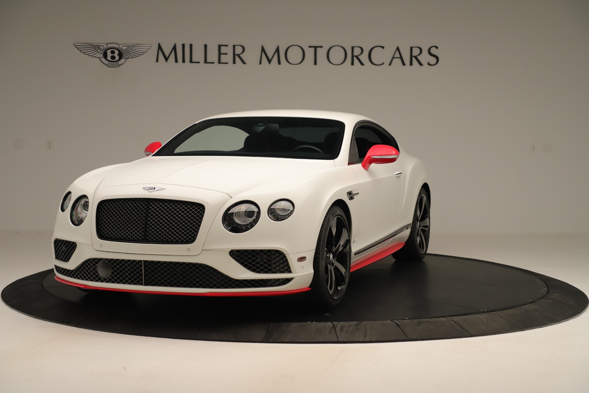 Used 2017 Bentley Continental GT Speed for sale Sold at Pagani of Greenwich in Greenwich CT 06830 1