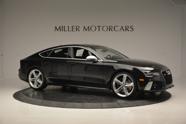 Used 2014 Audi RS 7 4.0T quattro Prestige for sale Sold at Pagani of Greenwich in Greenwich CT 06830 10
