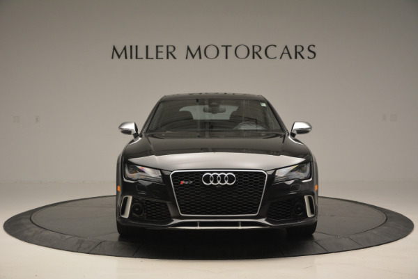 Used 2014 Audi RS 7 4.0T quattro Prestige for sale Sold at Pagani of Greenwich in Greenwich CT 06830 12