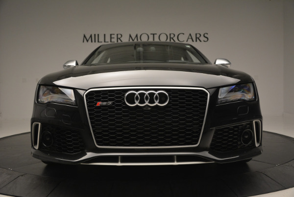 Used 2014 Audi RS 7 4.0T quattro Prestige for sale Sold at Pagani of Greenwich in Greenwich CT 06830 13