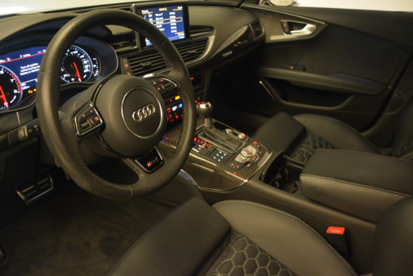 Used 2014 Audi RS 7 4.0T quattro Prestige for sale Sold at Pagani of Greenwich in Greenwich CT 06830 14