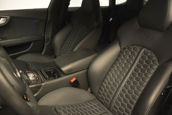 Used 2014 Audi RS 7 4.0T quattro Prestige for sale Sold at Pagani of Greenwich in Greenwich CT 06830 16