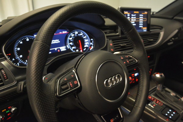 Used 2014 Audi RS 7 4.0T quattro Prestige for sale Sold at Pagani of Greenwich in Greenwich CT 06830 18