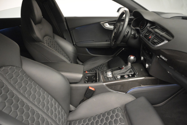 Used 2014 Audi RS 7 4.0T quattro Prestige for sale Sold at Pagani of Greenwich in Greenwich CT 06830 24