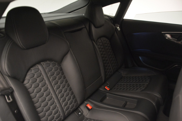 Used 2014 Audi RS 7 4.0T quattro Prestige for sale Sold at Pagani of Greenwich in Greenwich CT 06830 26