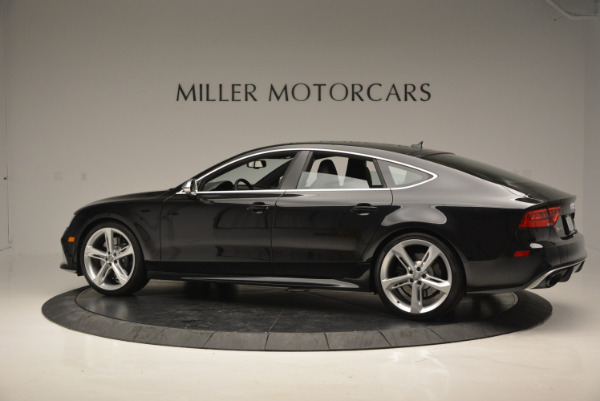 Used 2014 Audi RS 7 4.0T quattro Prestige for sale Sold at Pagani of Greenwich in Greenwich CT 06830 4