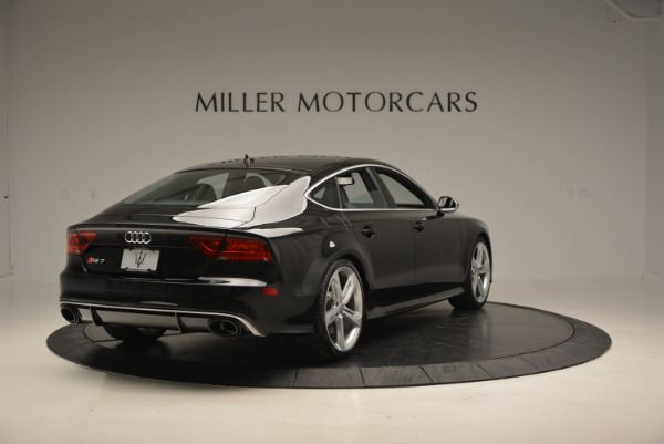 Used 2014 Audi RS 7 4.0T quattro Prestige for sale Sold at Pagani of Greenwich in Greenwich CT 06830 7