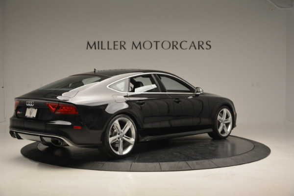 Used 2014 Audi RS 7 4.0T quattro Prestige for sale Sold at Pagani of Greenwich in Greenwich CT 06830 8