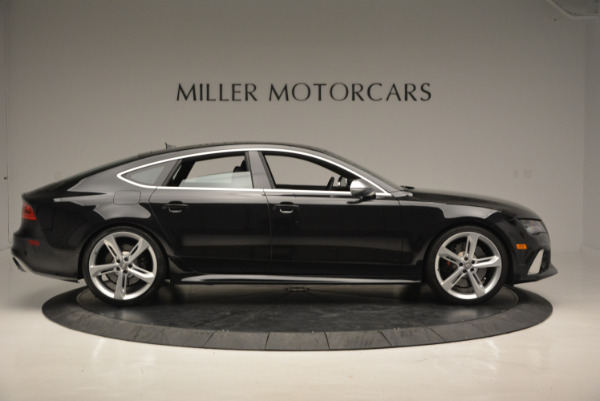 Used 2014 Audi RS 7 4.0T quattro Prestige for sale Sold at Pagani of Greenwich in Greenwich CT 06830 9