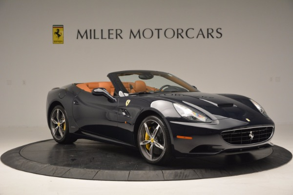 Used 2013 Ferrari California 30 for sale Sold at Pagani of Greenwich in Greenwich CT 06830 11