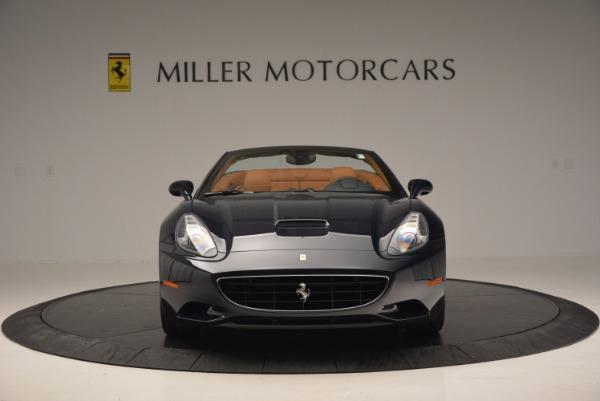 Used 2013 Ferrari California 30 for sale Sold at Pagani of Greenwich in Greenwich CT 06830 12