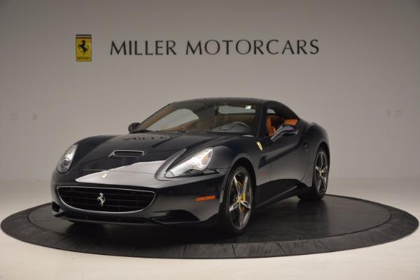 Used 2013 Ferrari California 30 for sale Sold at Pagani of Greenwich in Greenwich CT 06830 13