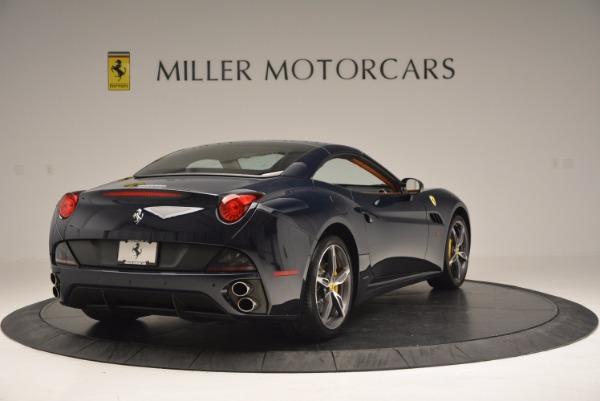 Used 2013 Ferrari California 30 for sale Sold at Pagani of Greenwich in Greenwich CT 06830 19