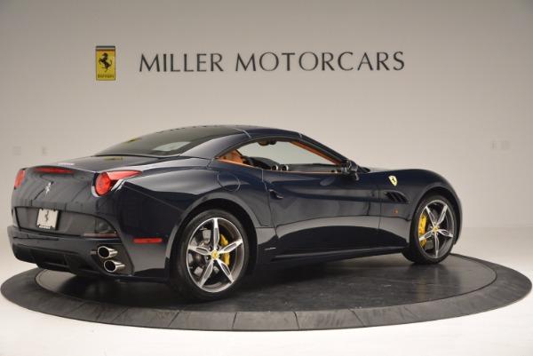 Used 2013 Ferrari California 30 for sale Sold at Pagani of Greenwich in Greenwich CT 06830 20