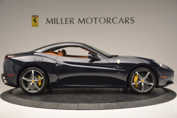 Used 2013 Ferrari California 30 for sale Sold at Pagani of Greenwich in Greenwich CT 06830 21