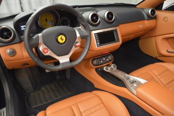 Used 2013 Ferrari California 30 for sale Sold at Pagani of Greenwich in Greenwich CT 06830 25