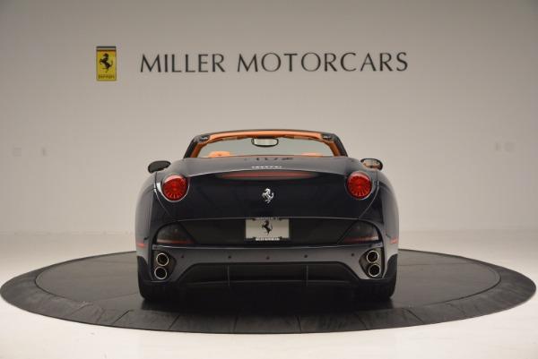 Used 2013 Ferrari California 30 for sale Sold at Pagani of Greenwich in Greenwich CT 06830 6