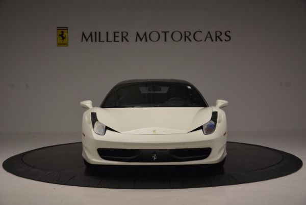 Used 2012 Ferrari 458 Italia for sale Sold at Pagani of Greenwich in Greenwich CT 06830 12