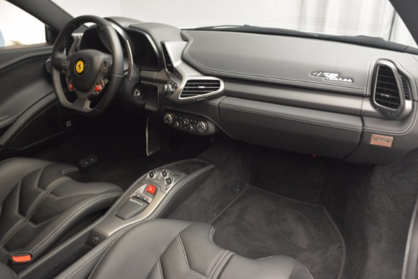 Used 2012 Ferrari 458 Italia for sale Sold at Pagani of Greenwich in Greenwich CT 06830 17