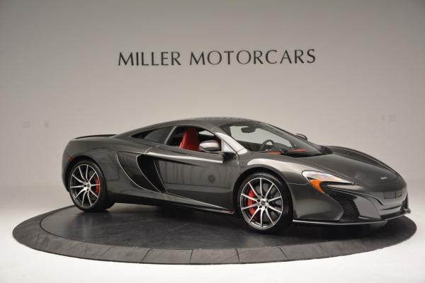 Used 2015 McLaren 650S for sale Sold at Pagani of Greenwich in Greenwich CT 06830 10