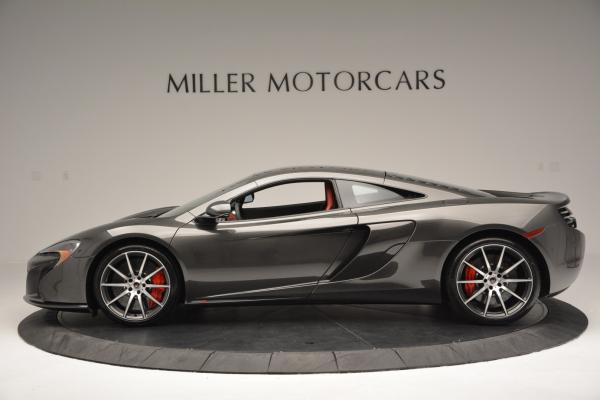 Used 2015 McLaren 650S for sale Sold at Pagani of Greenwich in Greenwich CT 06830 3