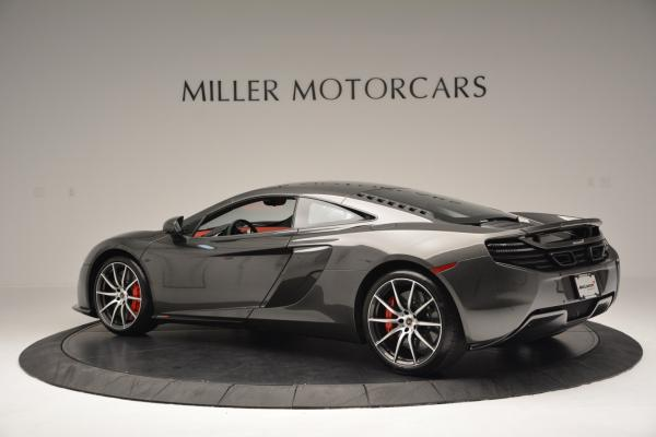 Used 2015 McLaren 650S for sale Sold at Pagani of Greenwich in Greenwich CT 06830 4