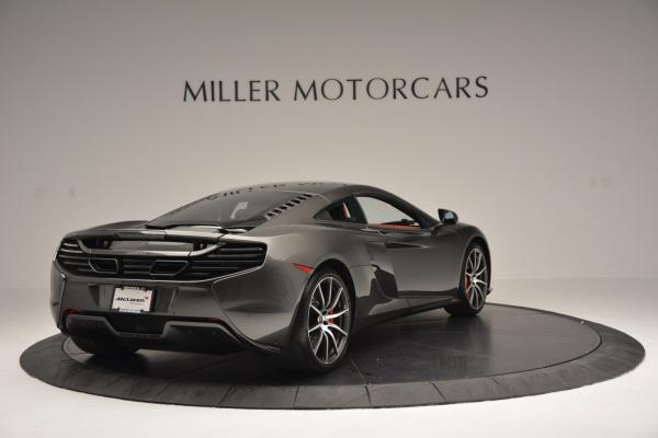 Used 2015 McLaren 650S for sale Sold at Pagani of Greenwich in Greenwich CT 06830 7