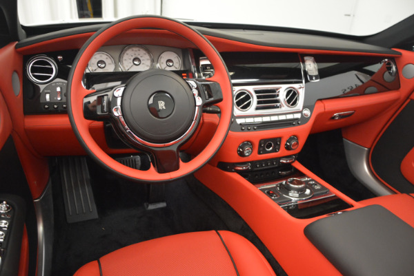 New 2017 Rolls-Royce Dawn for sale Sold at Pagani of Greenwich in Greenwich CT 06830 25