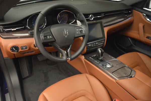 New 2017 Maserati Quattroporte S Q4 GranLusso for sale Sold at Pagani of Greenwich in Greenwich CT 06830 15