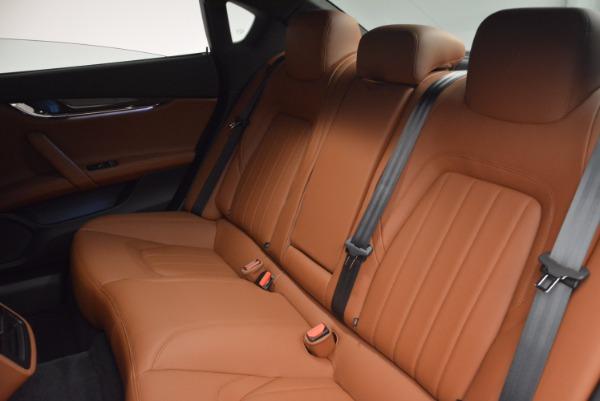New 2017 Maserati Quattroporte S Q4 GranLusso for sale Sold at Pagani of Greenwich in Greenwich CT 06830 18