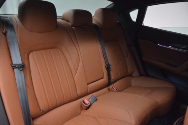 New 2017 Maserati Quattroporte S Q4 GranLusso for sale Sold at Pagani of Greenwich in Greenwich CT 06830 25