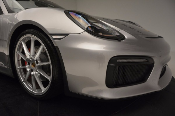 Used 2016 Porsche Boxster Spyder for sale Sold at Pagani of Greenwich in Greenwich CT 06830 26