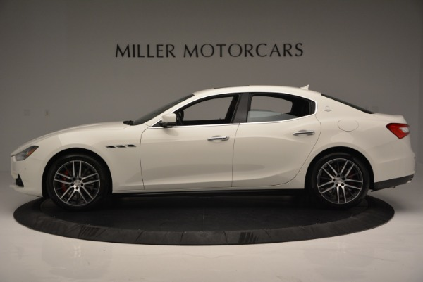 Used 2017 Maserati Ghibli S Q4 Ex-Loaner for sale Sold at Pagani of Greenwich in Greenwich CT 06830 3